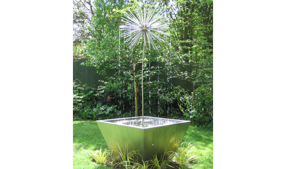 bespoke water feature